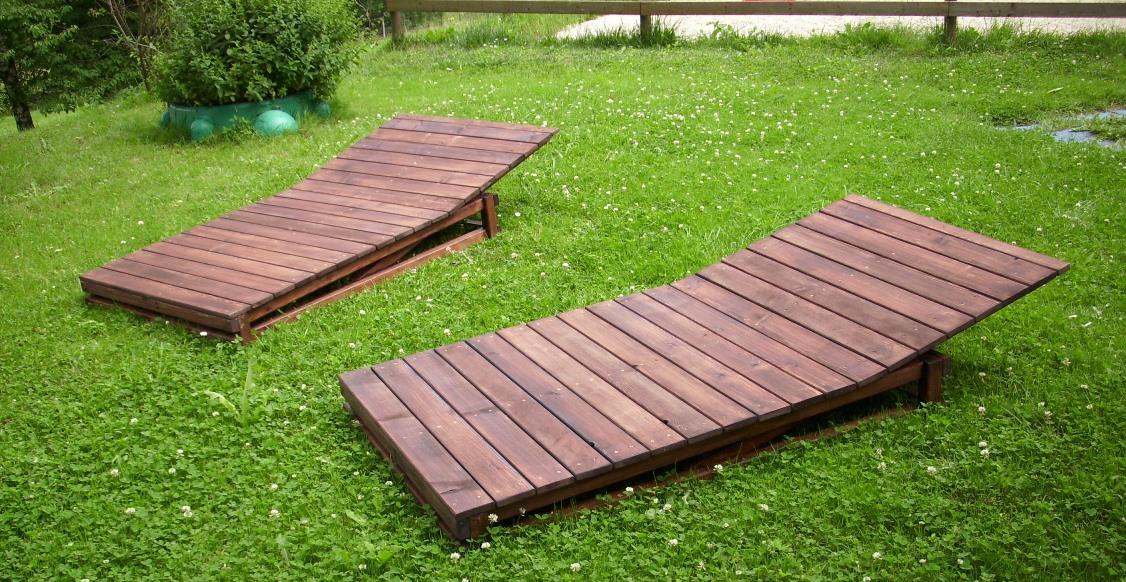 Sonnenliege Holz Selber Bauen. Great Gartenliege Selber Bauen With